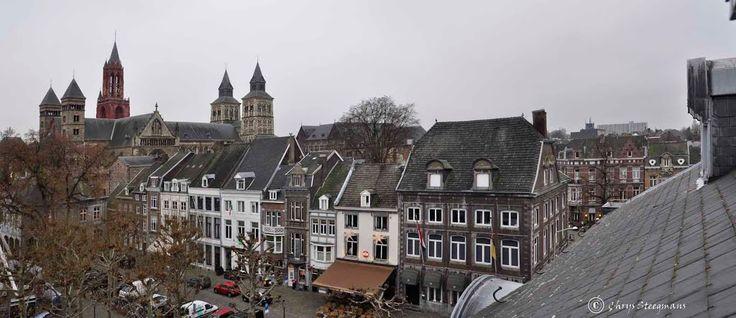 Sint Jan and Sint Servaas seen from Theater