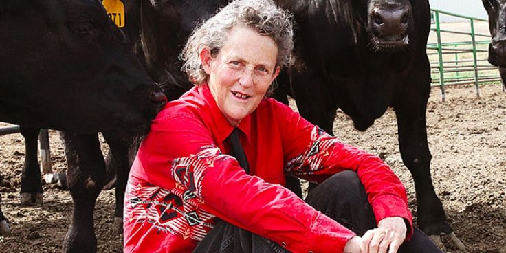 Dr. Temple Grandin sat down to answer some questions from The Mighty's autism community.