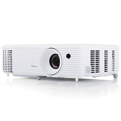 Buy Optoma HD27 Full HD 1080p 3D Projector, 3200 Lumens Online at johnlewis.com