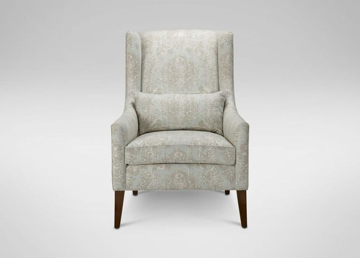 Buy Ethan Allen s Kyle Wing Chair or browse other products in Chairs    Chaises. 24 best Chairs images on Pinterest   Baton rouge la  Fabrics and