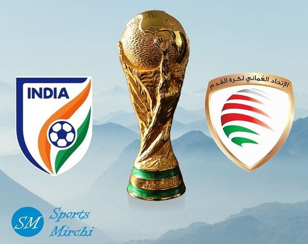 Release India Vs Oman 2022 Fwc Qualifier Match Tickets Price Starts At 50 Inr Sports Mirchi Match Tickets Star Sports Live India