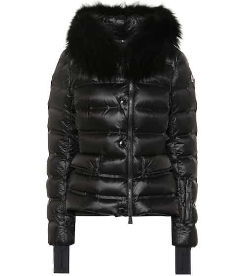 52ef04c0f Armotech fur-trimmed down jacket | Moncler Grenoble | sņowbøardińg ...
