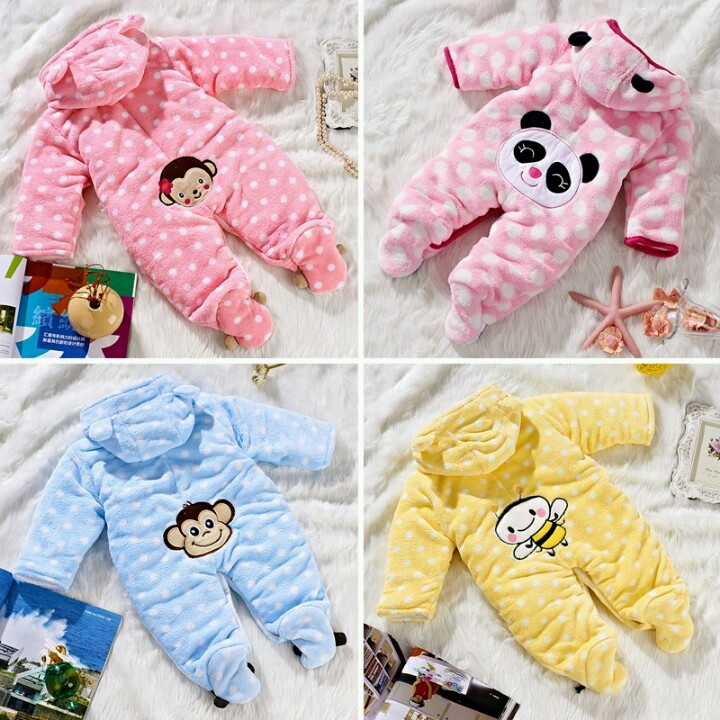Boy or girl winter suits