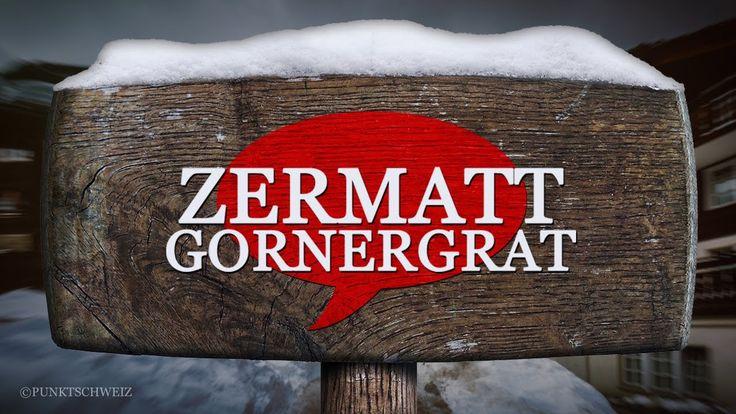 #Zermatt, #Matterhorn, #Gornergrat. Ein Dorf! Ein Berg! Ein Traum!