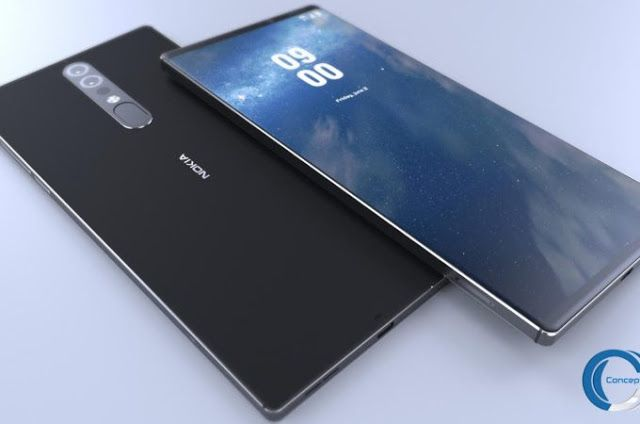 Specifications Of The Upcoming Nokia 9 Android Smartphone