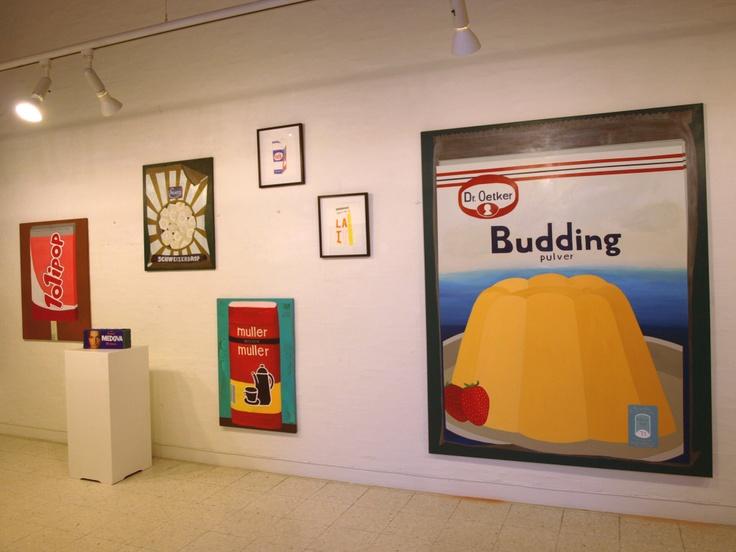 Jonna Pedersen - Exhibition view