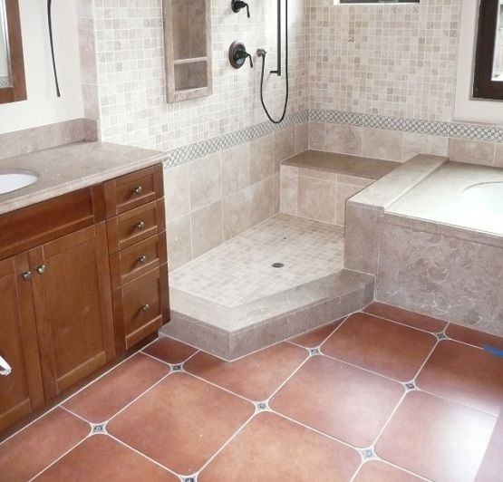 Vintage Tiles Bathroom: Best 25+ Vintage Bathroom Floor Ideas On Pinterest