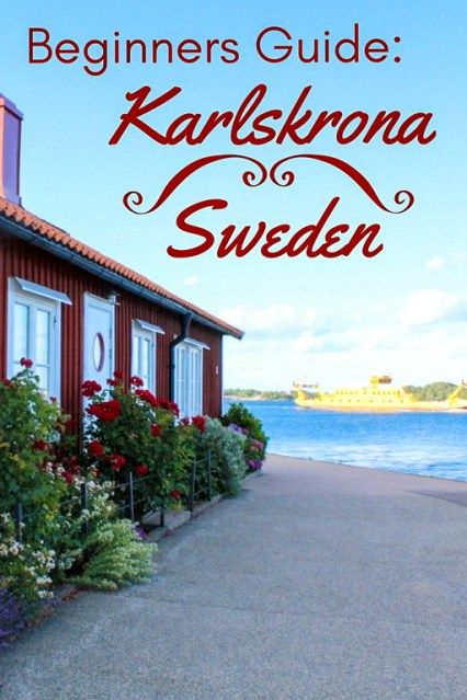 Karlskrona seriously has everything! Great restaurants, lots of outdoor activities, unique day trips, museums, and more. You're especially in for a treat if you're visiting in the summer. Karlskrona Sweden is located in Sweden's southernmost archipelago. You have access to 1,650 islands. Karlskrona's nature is simply magical glimmering in the midnight sun.