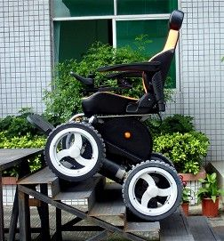 The Viking 4 X 4 All Terrain Power Wheelchair.  >>> See it. Believe it. Do it. Watch thousands of spinal cord injury videos at SPINALpedia.com