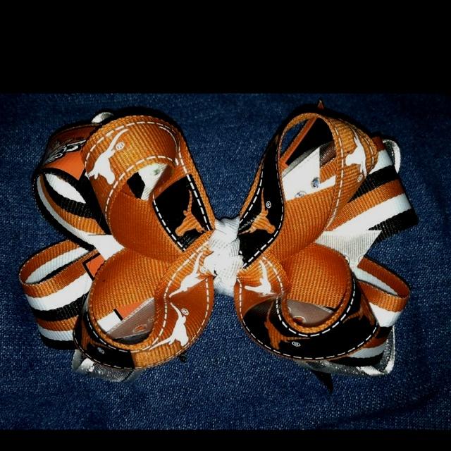 Old Fashion Texas Longhorn Football
