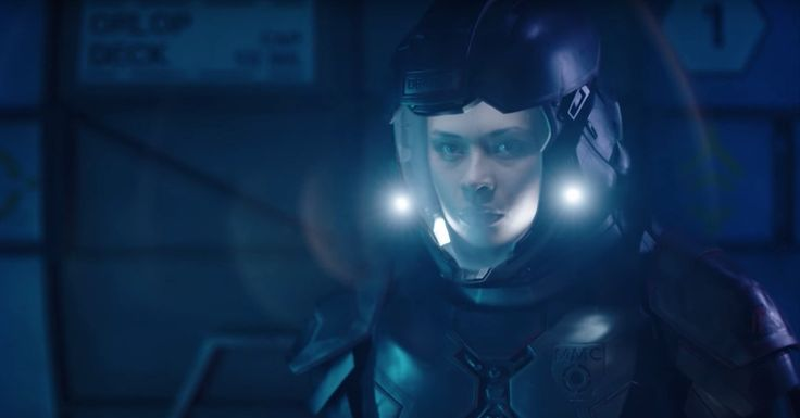 Syfys The Expanse will return on April 11th   The Syfy channel has given us our first look at the next season of The Expanse and let us know when well be able to check out what the crew of the spaceship Rocinante is up to next: April 11th.   Based on the novels by James S.A. Corey The Expanse is a science fiction show set in a populated solar system roughly a century in the future in which the destruction of an ice mining ship nearly triggered a war all to cover up the existence of an alien…