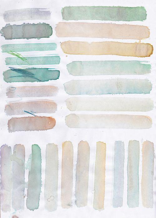 loveeeee: Watercolor, Wedding Color, Color Palettes, Color Schemes, Pastel Colour, Color Pallets, Water Color, Soft Color, Colour Palettes