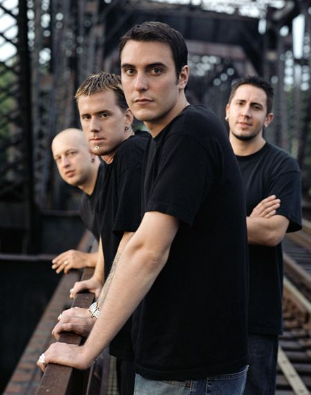 Breaking Benjamin...I fucking love these guys