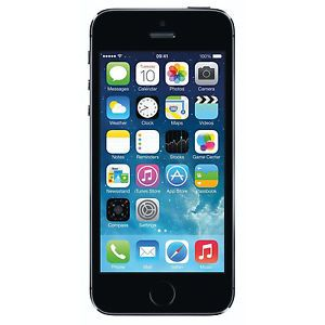 Apple iPhone 5S 64GB Factory Unlocked GSM Seller Refurbished Cell Phone - Space  | eBay