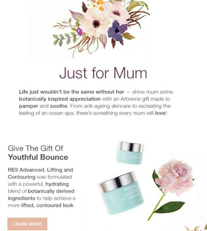 Best Arbonne MotherS Day Gifts Images On   Mother