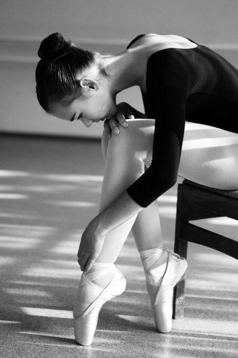 i really wish i had never quit ballet <3