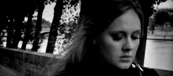 """ADELE    Never mind, I'll find someone like you,  I wish nothing but the best for you, too,  Don't forget me, I beg,  I remember you said,  """"Sometimes it lasts in love,  But sometimes it hurts instead,"""""""