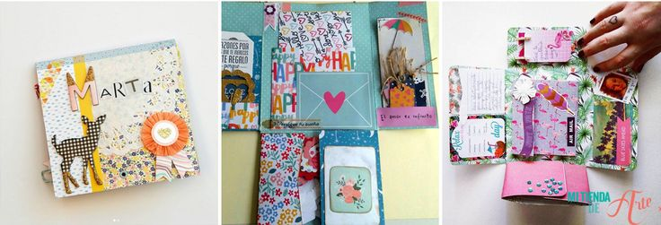 tutorial flipbook snail mail correo 1