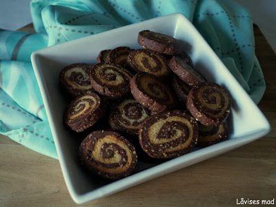 Låvises mad: Julekalenderens låge nummer 1 - marcipanchokolader...