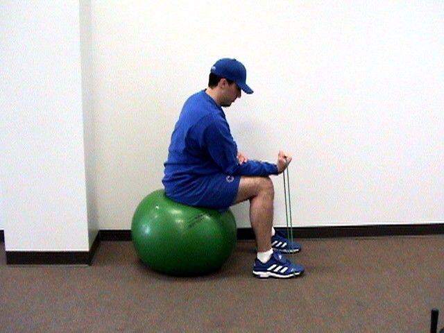 Pitching Workouts