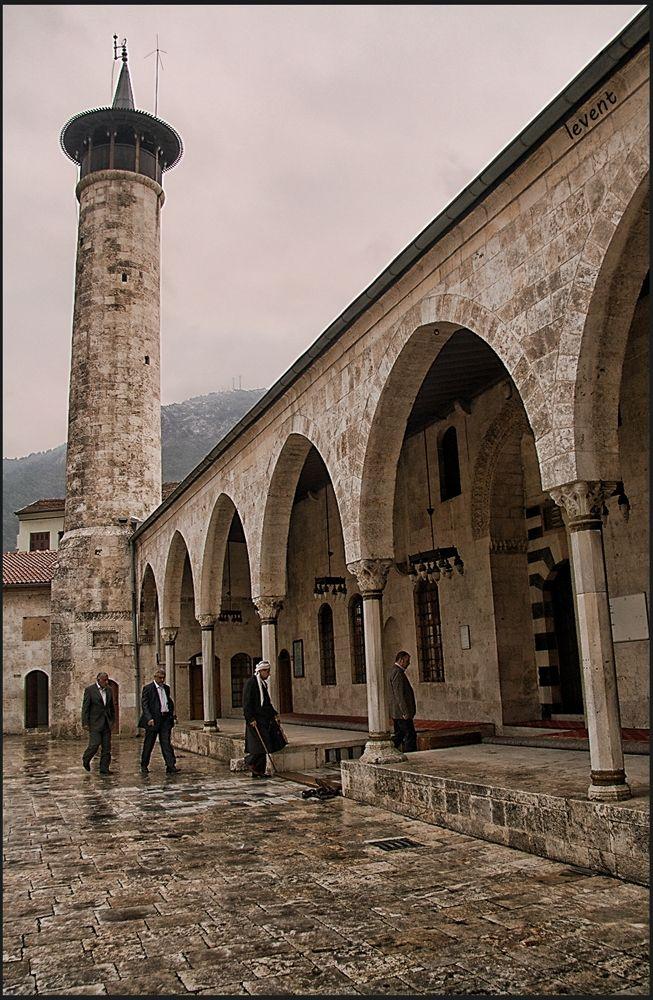 Habib-i Neccar Camii, Antakya - Hatay.