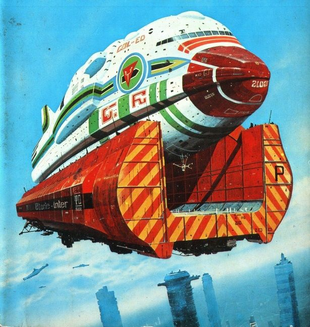 70s Sci Fi Art Chris Foss: 17 Best Images About Chris Foss On Pinterest