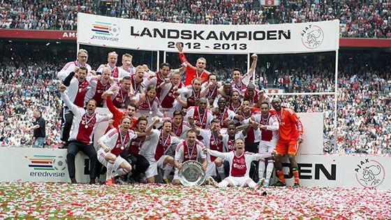Ajax Champions 2012-2013