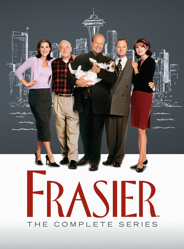 Frasier: The Complete Series: Kelsey Grammer, David Hyde Pierce, John Mahoney, Jane Leeves, Peri Gilpin.