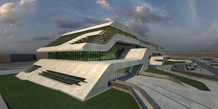 Zaha Hadid Buildings