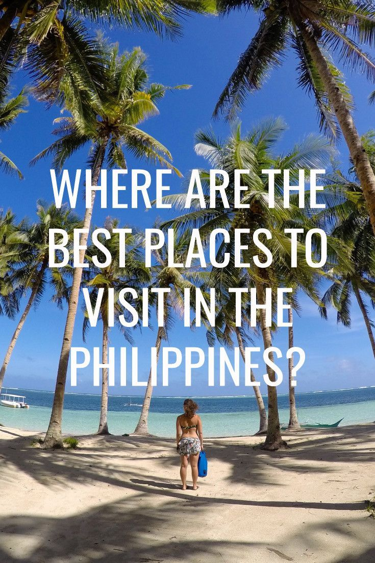 Where Are The Best Places To Visit In The Philippines? With over 7,000 island to explore it can be a difficult task choosing where to travel in the Philippines - but here are some of the best places to visit as recommended by some amazing travel bloggers!