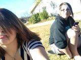 ashleigh and me