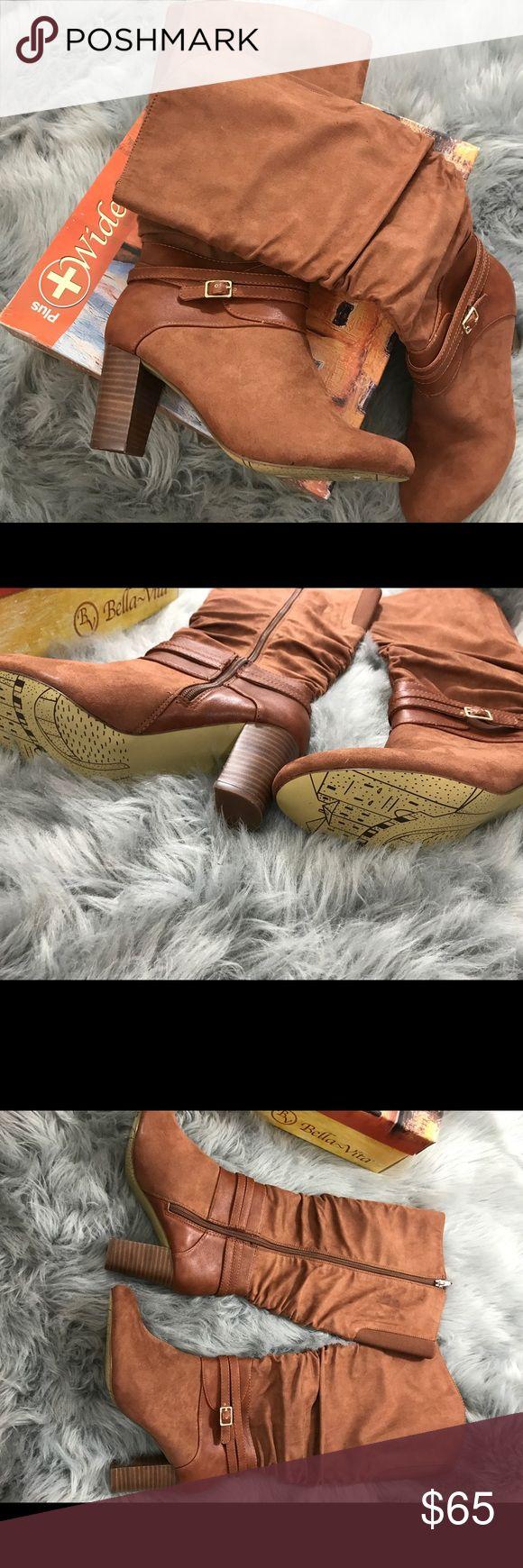 Bella Vita boot size 6.5 Brand new, including the box. Size 6.5, Bella Vita boot. (Wide calf). Heel height of 3inches. bella Vita Shoes Heeled Boots