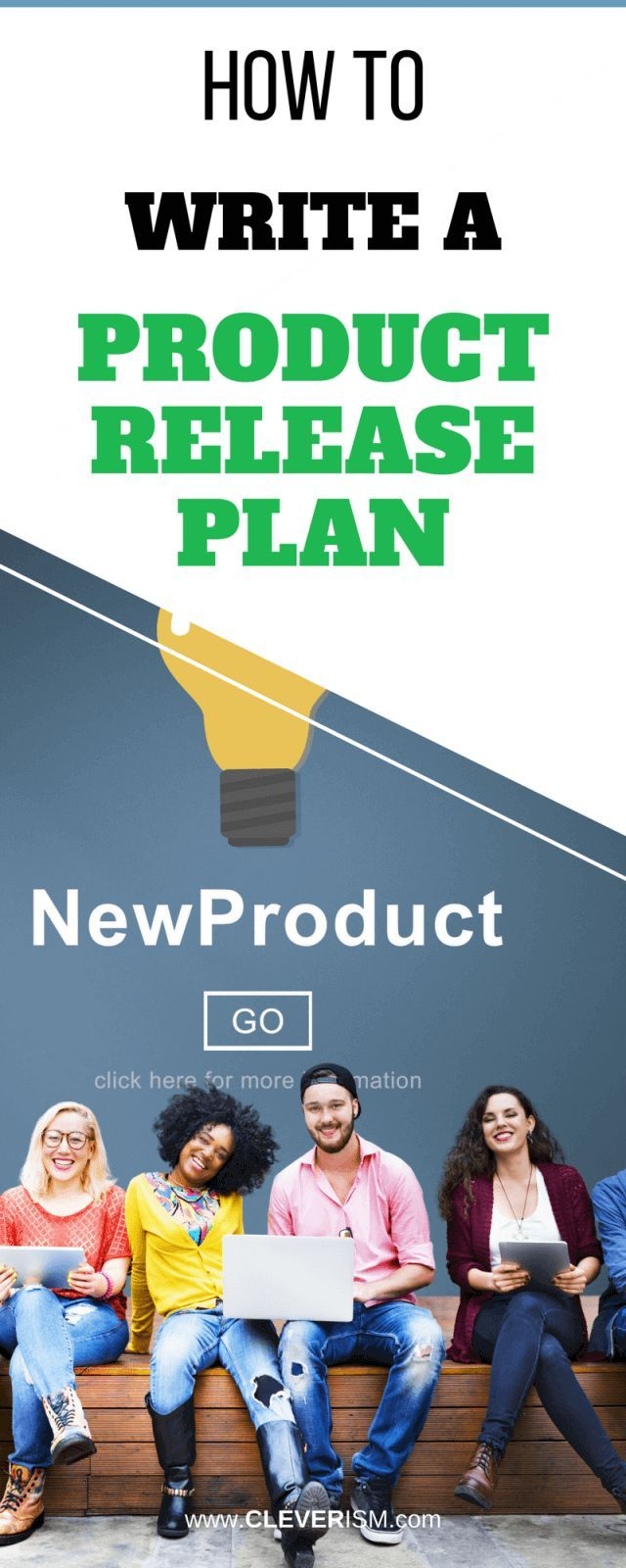 How to Write a Product Release Plan