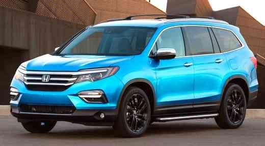 2020 Honda Pilot Redesign Elite Changes Hybrid