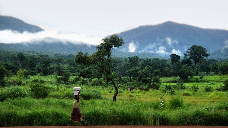 ghana landscape