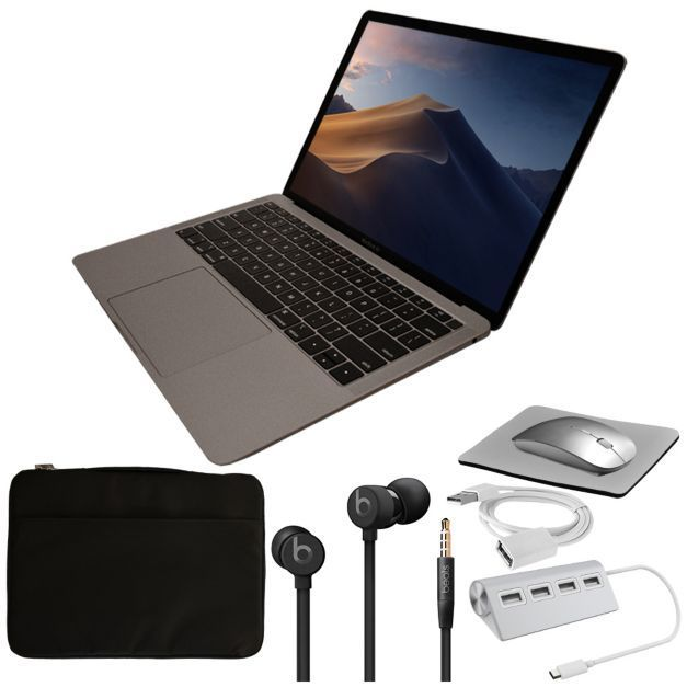 Apple Macbook Air 13 Retina 128gb With Beats U Rbeats3 Apple Macbook Air Apple Macbook Macbook Air