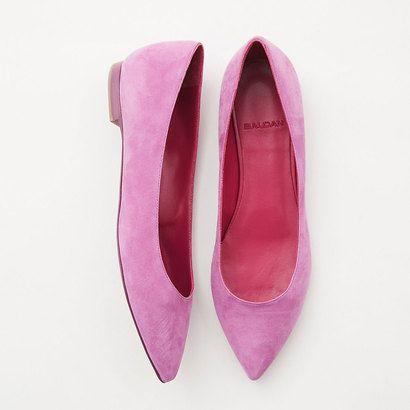 ピシェ アバハウス Piche Abahouse BALDANポインテッドパンプス (PUR) -靴&ファッション通販 ロコンド〜自宅で試着、気軽に返品