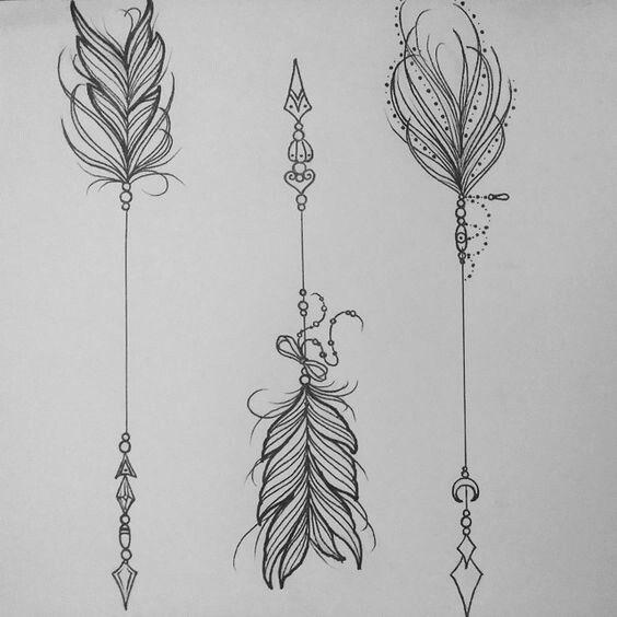 Feathers I like
