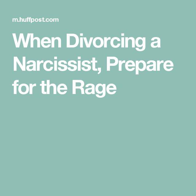 When Divorcing a Narcissist, Prepare for the Rage