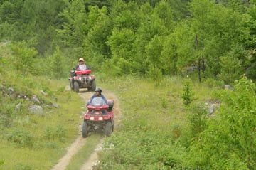 ATVing in Northern Ontario - Ontario's Algoma Country