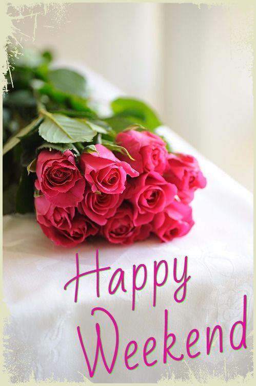 Lovely Happy Weekend