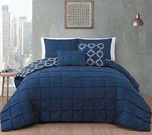 Avondale Manor Aubrey 5-Piece Queen Comforter Set