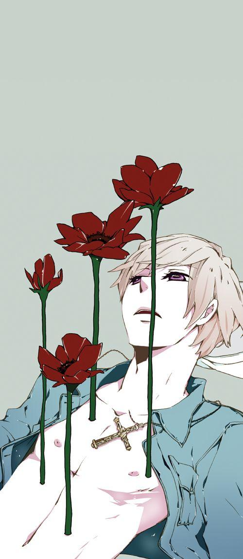 Surullinen, symbolinen, mitäs tästä nyt sanois. Onko punaisilla kukilla joku tietty merkitys kukkien kielellä?