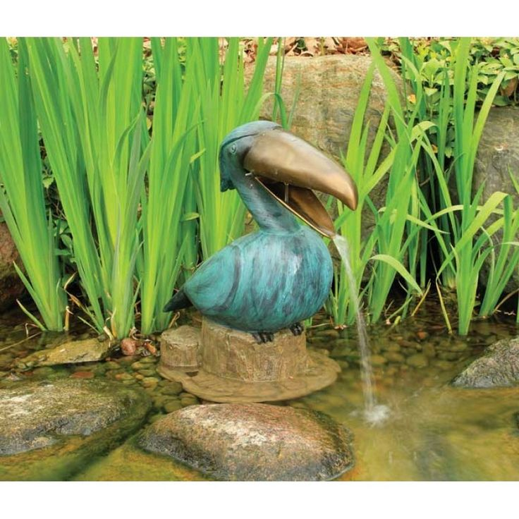 Great 2/2/17   Pond And Garden Depot   Aquascape Toucan Spitter W/