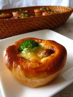 ビーフシチューのカップパン by nosoko [クックパッド] 簡単おいしい ...