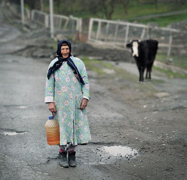 Fotoreportaże - Kaukaz, Gruzja, Armenia, Azerbejdżan - fotoreportaż - Armenia na dwóch kółkach