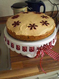 Cappucino-Torte