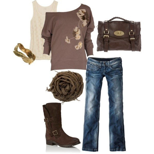 Love this (minus the boots) jessabelle1