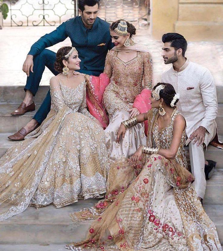 Sania Maskatiya Pakistani couture
