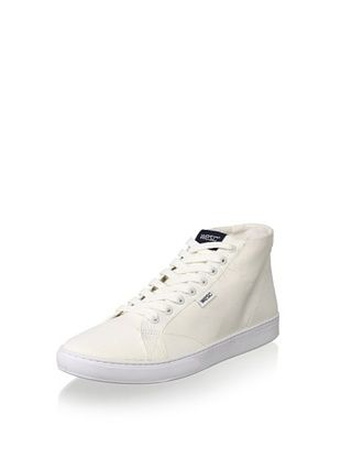 WeSC Men's Clopton Mid Shoe (Off white)